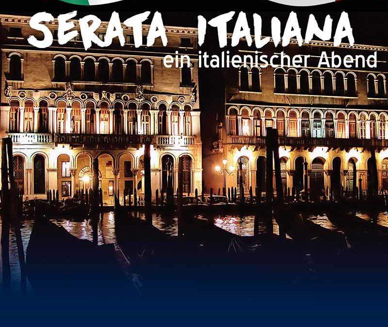 Serata Italiana 2019